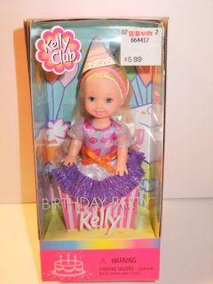 Barbie Doll Kelly Birthday Party Kelly Club