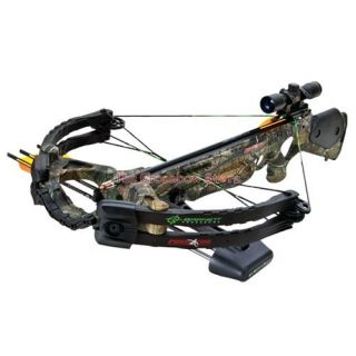 barnett doa crossbow w 4 x 32 scope 4 22 arrows