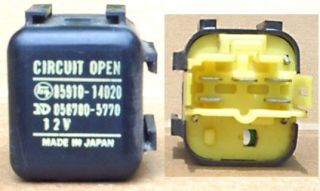 1983 84 85 86 87 88 Toyota Pickup Truck 4Runner Celica Circuit Open