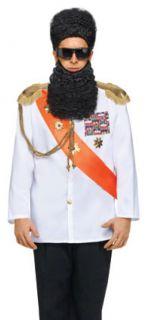 Funny Mens Dictator Sasha Baron Cohen Halloween Costume Jacket