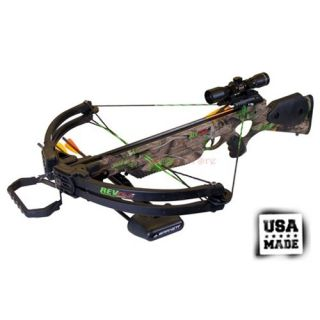 Barnett Revolution Avi Compound Crossbow Package 150lbs