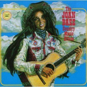 Joan Baez The Country Music Album VCD 105