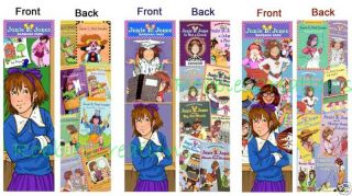 Lot Junie B Jones Bookmarks Barbara Park Books Kids