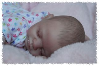 New Release Reborn Maisie OOAK Doll Lifelike Art Artist Baby Micro
