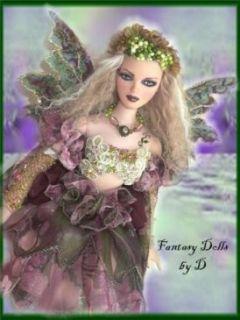 Learn to Make OOAK Fairy Wings Barbie Dolls Art Fairies Sculps More CD