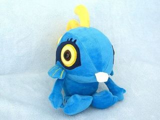 WOW World of Warcraft Murloc Stuffed Plush Toy Blue Color 9 inch