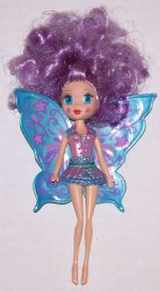 Barbie Fairytopia Mermaidia Seabutterfly Mermaid Doll with Case