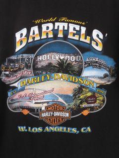 World Famous Bartels Harley Davidson Mens XL T Shirt 1999 Never Worn