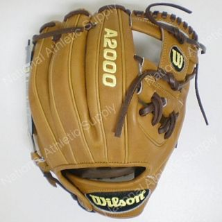 Game Day Glove Wilson A2000 BBDP15GM Infield Baseball Glove 11.5
