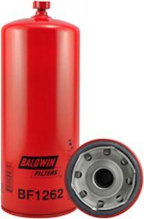 Baldwin Fuel Filter   #BF1262   Fits Cummins Engines   High Eff. Spin