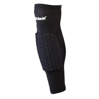 Extended Leg Knee Sleeves HexPad Compression Basketball NBA