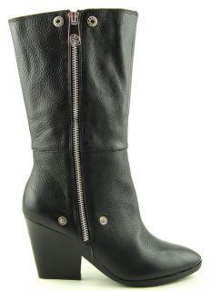 Michael Michael Kors Bassey Black Womens Designer Convertible Boots