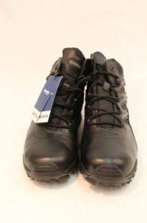 Bates Delta 6 Shoes/Boots Size 9.5 New in Box Black Side Zipper