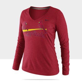Nike Old Faithful (MLB Cardinals) Womens Shirt