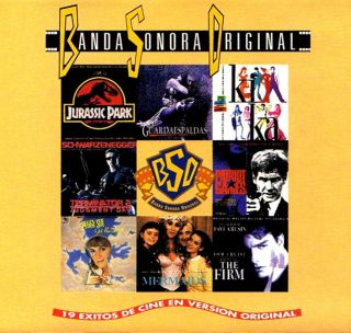CD Banda Sonora Original Various 19 Exitos de Cine Originales Oyelos