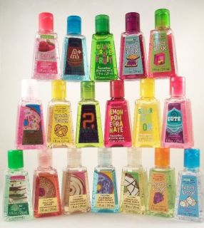 Bath Body Works PocketBac Pocket Bac Soap Gel U Pick