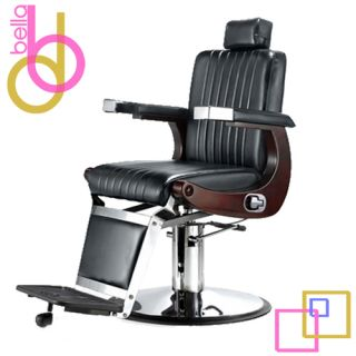 Modern Classic Hydraulic Barber Chair Hair Styling Salon Spa Beauty