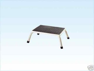 Stainless Steel Bariatric Foot Stool New