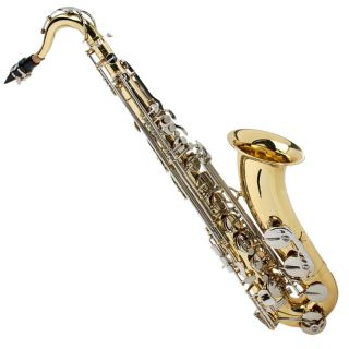 Mendini Tenor Saxophone Sax Gold Silver Blue Green Purple Red $39