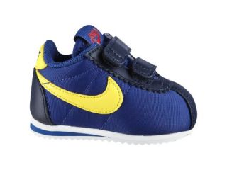 Nike Classic Cortez Nylon Toddler Boys Shoe