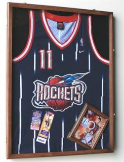 NBA Basketball Jersey Display Case Frame Shadow Box