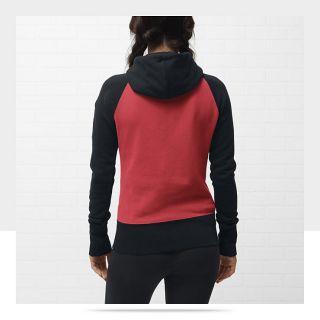Nike AW77 Stadium Full Zip Womens Hoodie 434506_601_B