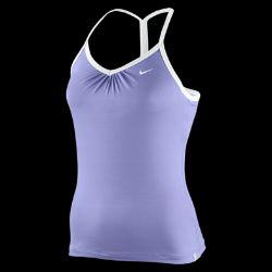 Nike Nike Dri FIT Border Strappy Womens Sports Top