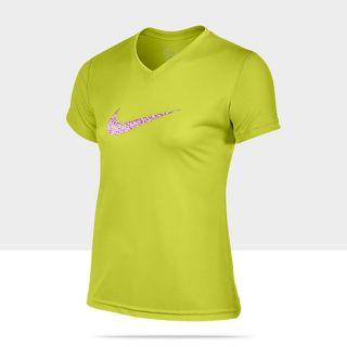 Nike Legend Swoosh Girls T Shirt 532462_333_A