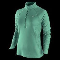 WSM Soft Hand Half Zip Womens Baselayer