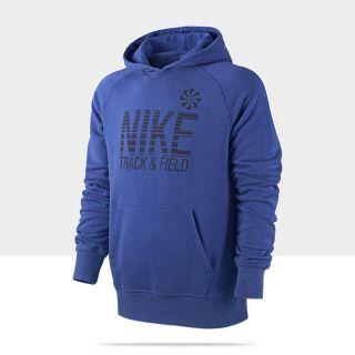 Felpa con cappuccio Nike Track & Field   Uomo