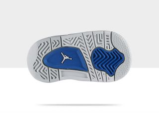 Air Jordan 4 Retro Infant Toddler Boys Shoe 308500_105_B