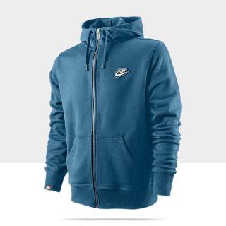 Nike French Terry Mens Full Zip Hoodie 502647_380_A