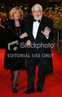 Monique Adorf, Mario Adorf   58th Berlinale Film Festival   Shin