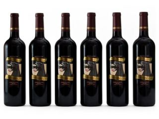 Woot Cellars Adequate Gift Wine Six Pack with Wine.Woot Gift Bags