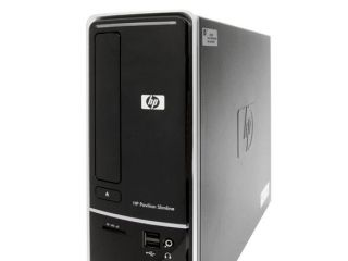 HP Pavilion Slimline Desktop PC with 3.2Ghz Dual Core Processor