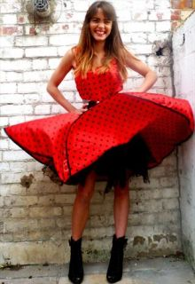 Polka  Dress on Popscreen   Video Search  Bookmarking And Discovery Engine