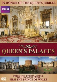 The Queens Palaces DVD, 2012