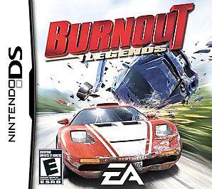 Burnou Legends Ninendo DS, 2005
