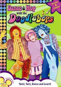 Dance Hop With the Doodlebops DVD, 2006