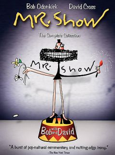 Mr. Show   The Complete Collection DVD, 2006, 6 Disc Set