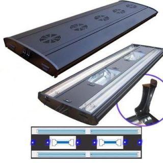 HALIDE 2x 250 COMPACT AQUARIUM LIGHT 760 WATT MARINE REEF 2013 vt6