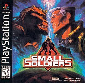 Small Soldiers Sony PlayStation 1, 1998