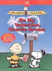 Be My Valentine, Charlie Brown DVD, 2003, Checkpoint