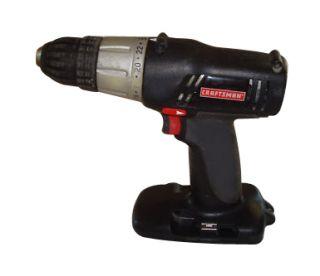 Craftsman 315.116400 19.2V 3 8 Cordless Drill Driver