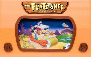 The Flintstones   The Complete Series DVD, 2008, 24 Disc Set
