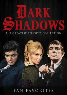 Dark Shadows Fan Favorites DVD, 2012