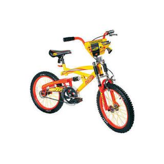 dynacraft 18 inch bmx nerf bike boys ships free with