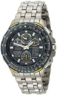 Newly listed Citizen Mens Eco Drive Blue Angels Skyhawk A T