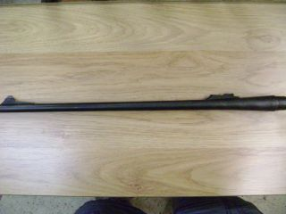 remington 700 30 06 barrel with front sight time left
