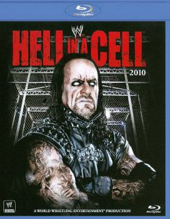 WWE Hell in a Cell 2010 Blu ray Disc, 2011